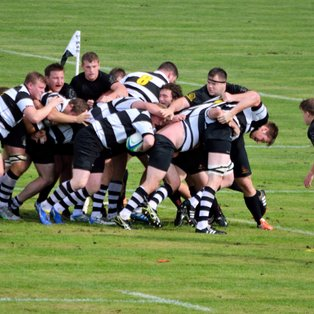 Andover set the benchmark for London 2 South West with 31-33 win