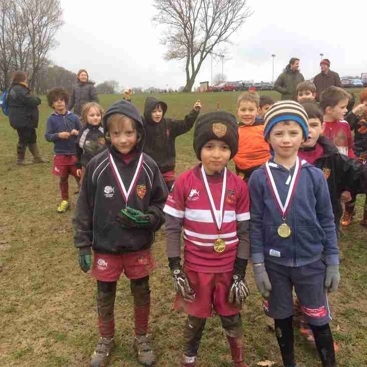 U7 Players of the Week - 3 December 2017
