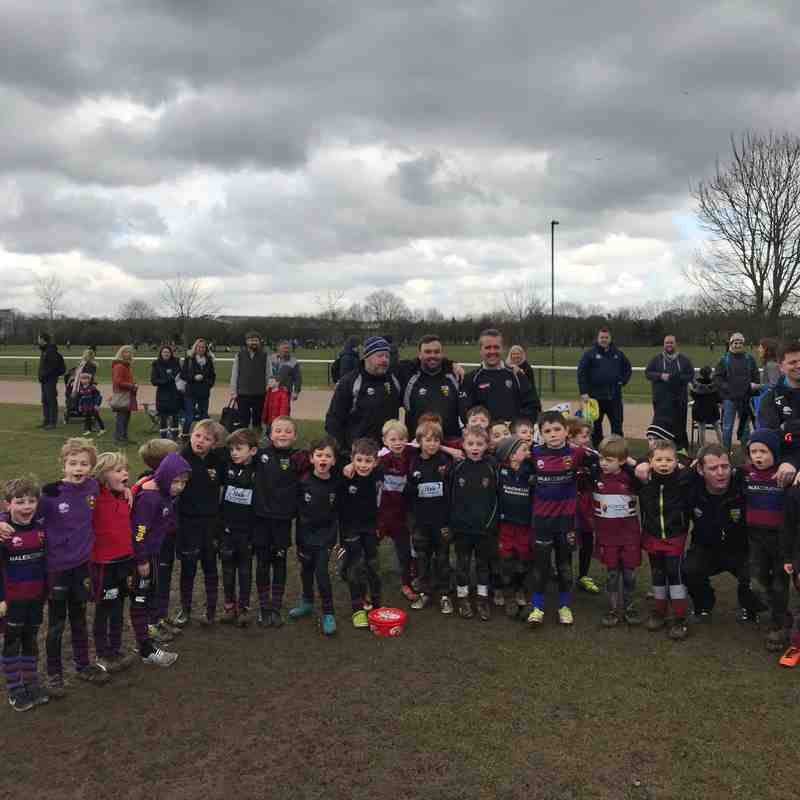 U7s 2017-18 Players of the week