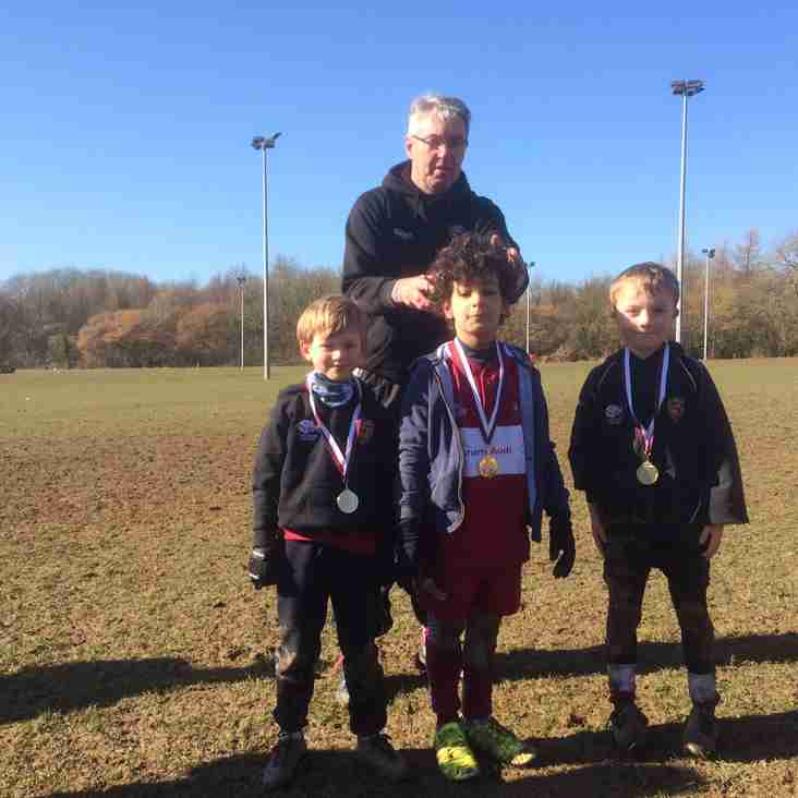 U7s players of the week - 25 February 2018