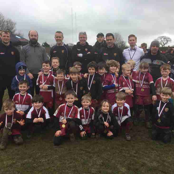 U7s Development Festival - 11 March 2018