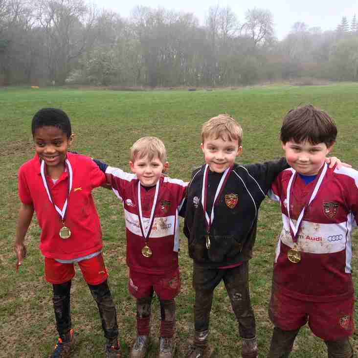 U7s players of the week - 8 April 2018