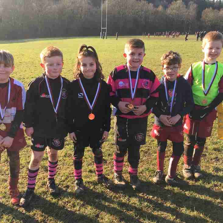 U8 Players of the week - 20th January 2019