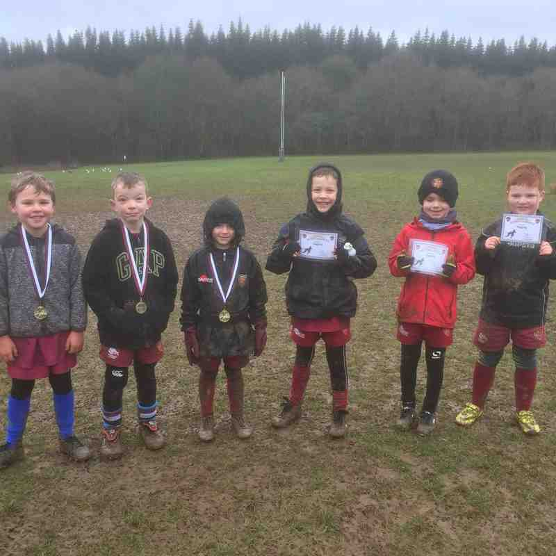 U8 2018-19 Players of the week and events