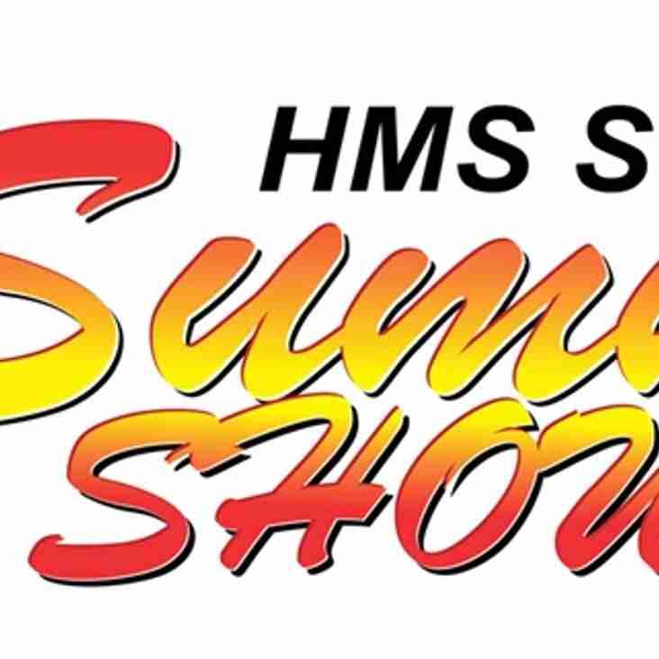 HMS SULTAN SUMMER SHOW