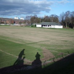 New drains 'n cricket pavilion renovations finished.