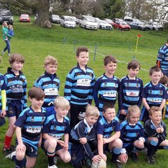Whitchurch rugby festival.