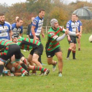 Dartmouth RFC 26 Paignton 2nds 7