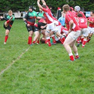 Salcombe RFC 0 Dartmouth RFC 49
