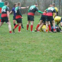 Dartmouth RFC v Plympton Victoria RFC 11-02-2017