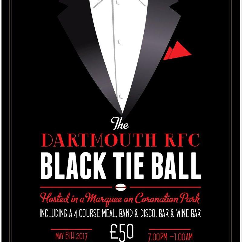 Dartmouth RFC Black Tie Ball