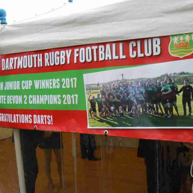 Dartmouth RFC Double Winners 2017