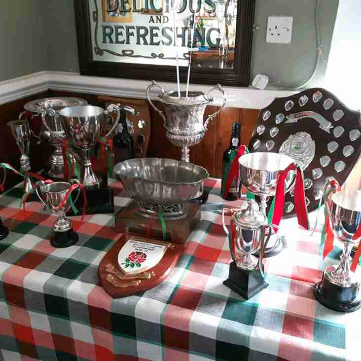 DRFC Player Awards 2016-17