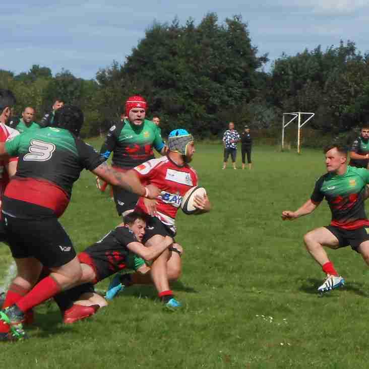 Dartmouth RFC v Paignton RFC