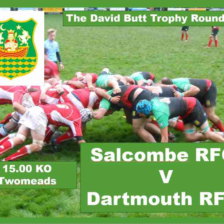 Salcombe RFC v Dartmouth RFC