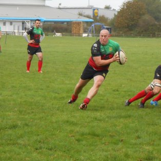 Dartmouth RFC 8 Old Technicians RFC 11