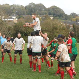 Tamar Saracens RFC 14 Dartmouth RFC 17