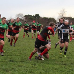 Dartmouth RFC 19 Old Technicians RFC 8