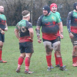 New Cross RFC 14 Dartmouth RFC 27