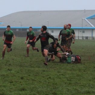 Dartmouth RFC 0 South Molton RFC 30