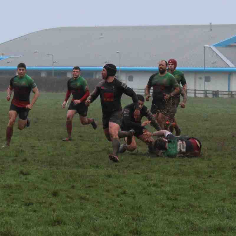Dartmouth v South Molton 10-02-2018
