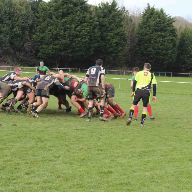 Old Techs v Dartmouth 17-02-2018