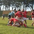 Salcombe RFC 10 Dartmouth RFC 19