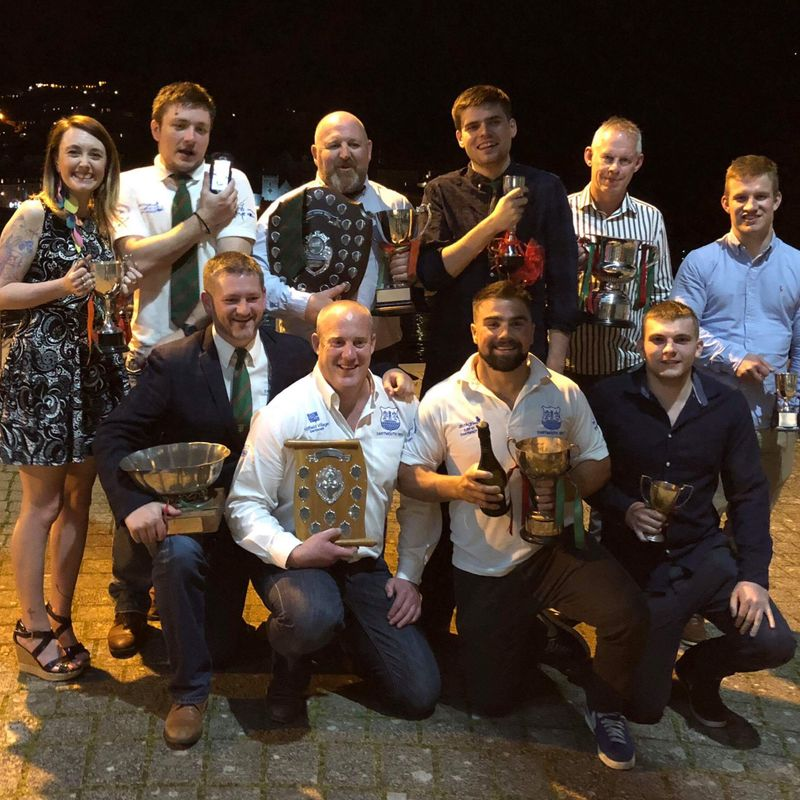 DRFC End of Season Awards Dinner 2018