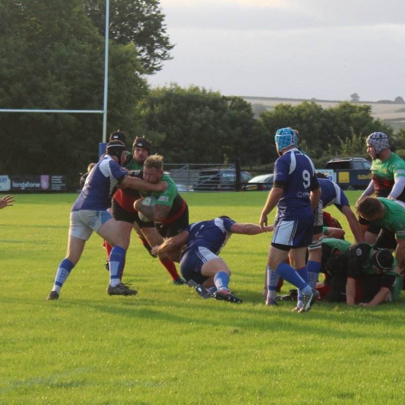 Kingsbridge A XV 48 Dartmouth RFC 0