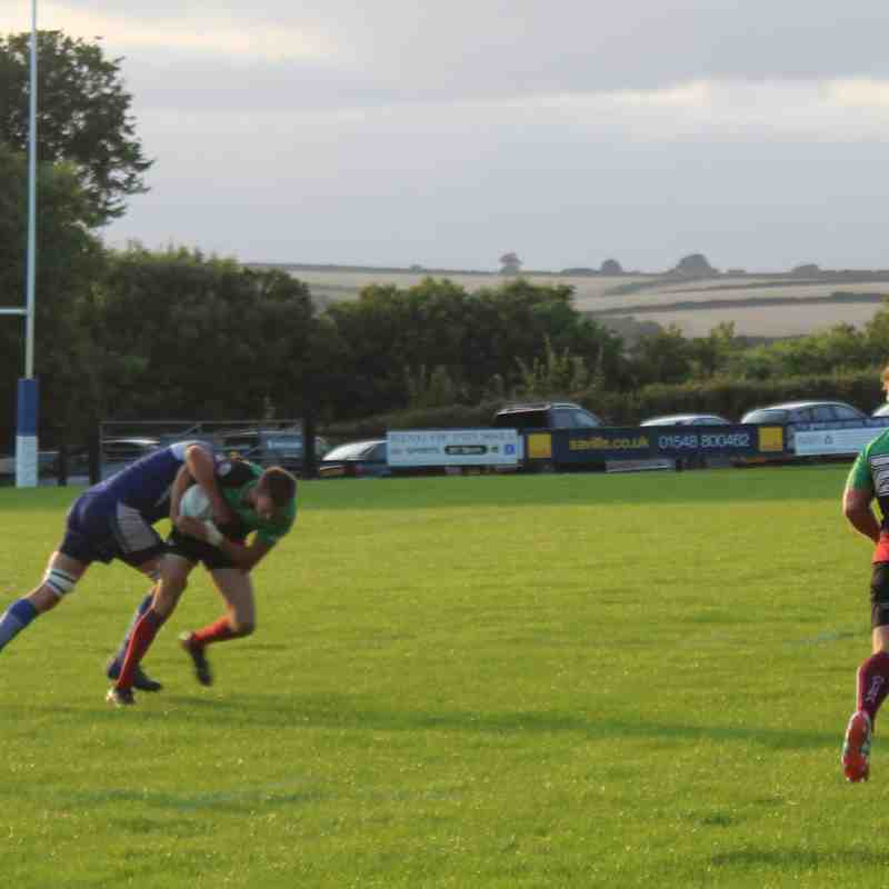 Kingsbridge A XV v Dartmouth 17-08-2018