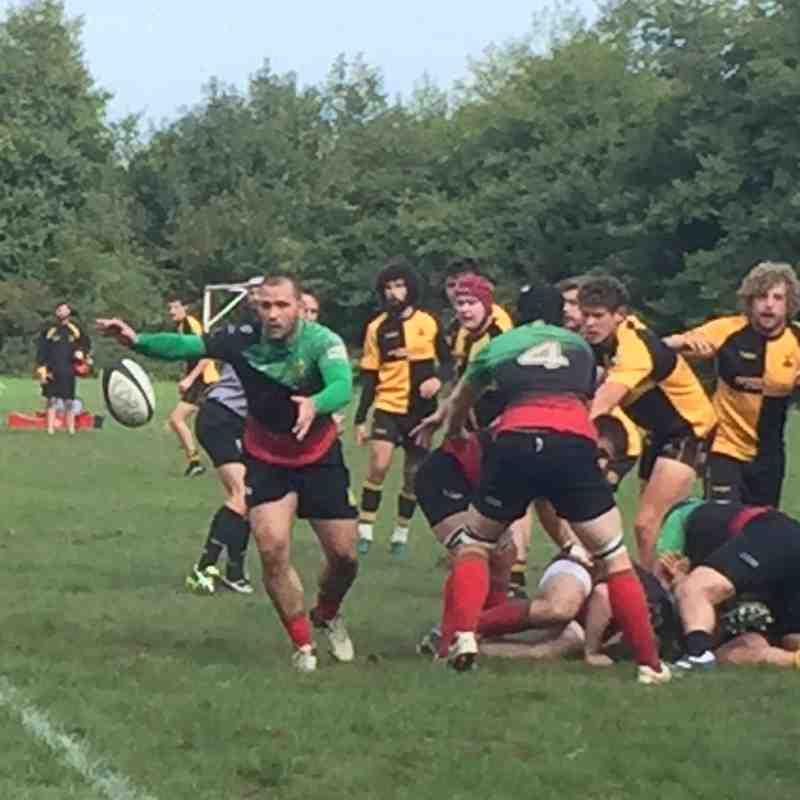 Dartmouth v Buckfastleigh 15-09-2018