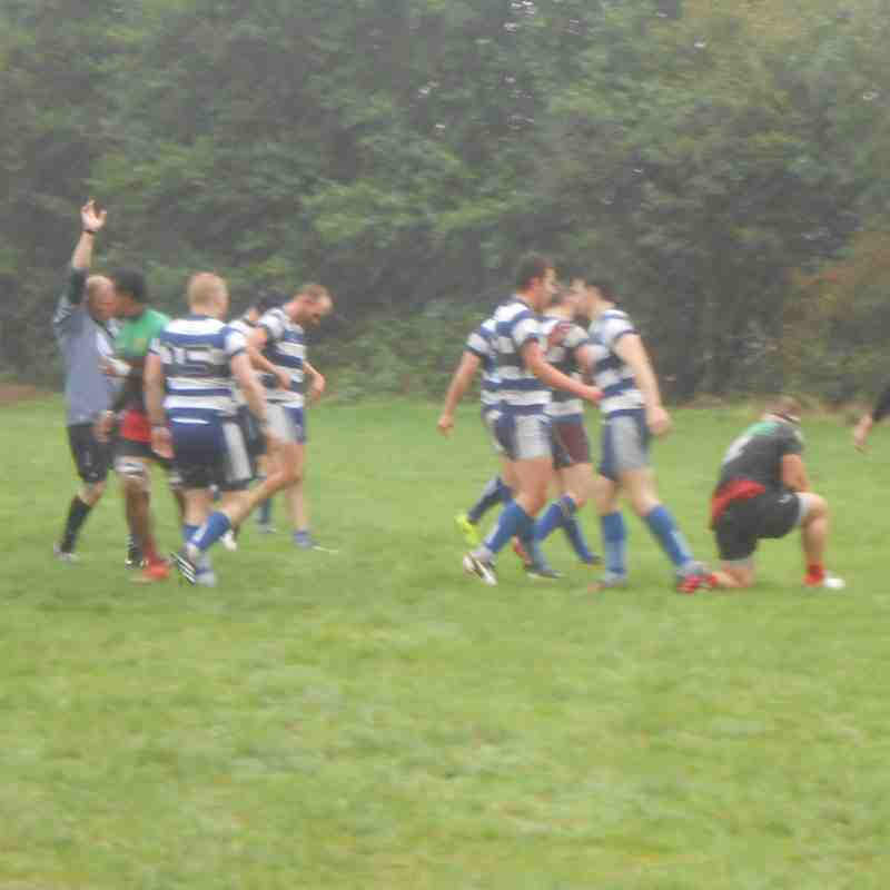 Dartmouth v Kingsbridge A XV 22-09-2018
