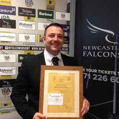 David Carson-White Awarded Life Membership