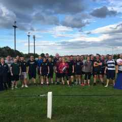 First O2 Touch session a success