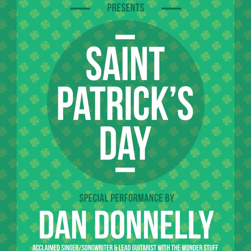 St. Patricks Day feat. Dan Donnelly