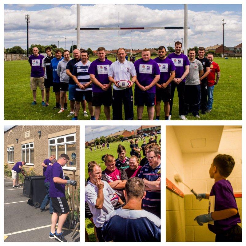 RugbyForce success at Hartlepool RFC