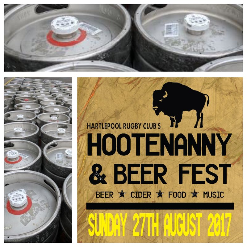 Would you like to sponsor a barrel at Hootenanny & Beer Fest 2018?
