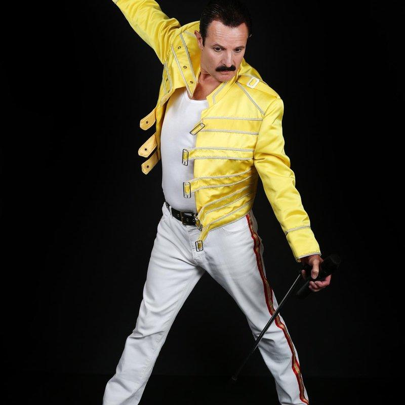 Billy West - Freddie Mercury Tribute & Classic Rock Show