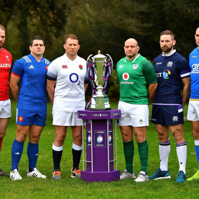 Watch the 6 Nations Live at Mayfield Park!