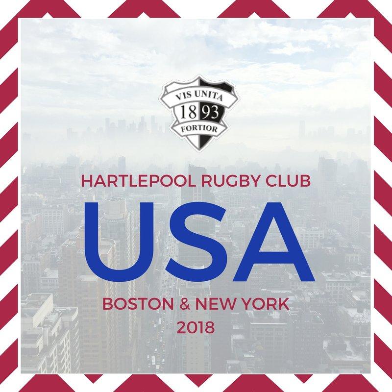 USA Tour 2018 - Boston & New York