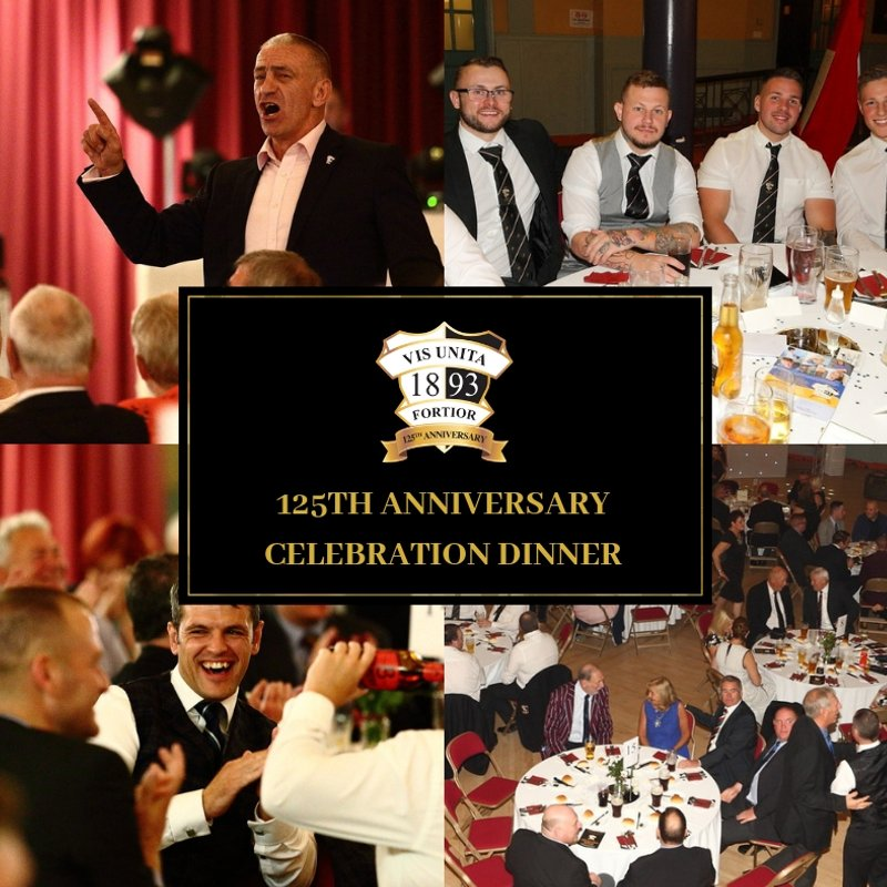 125th Anniversary Celebration Dinner - A Night to Remember
