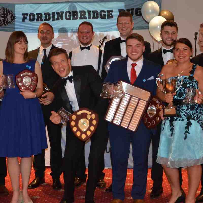 FRFC Presentation Dinner Award Winners