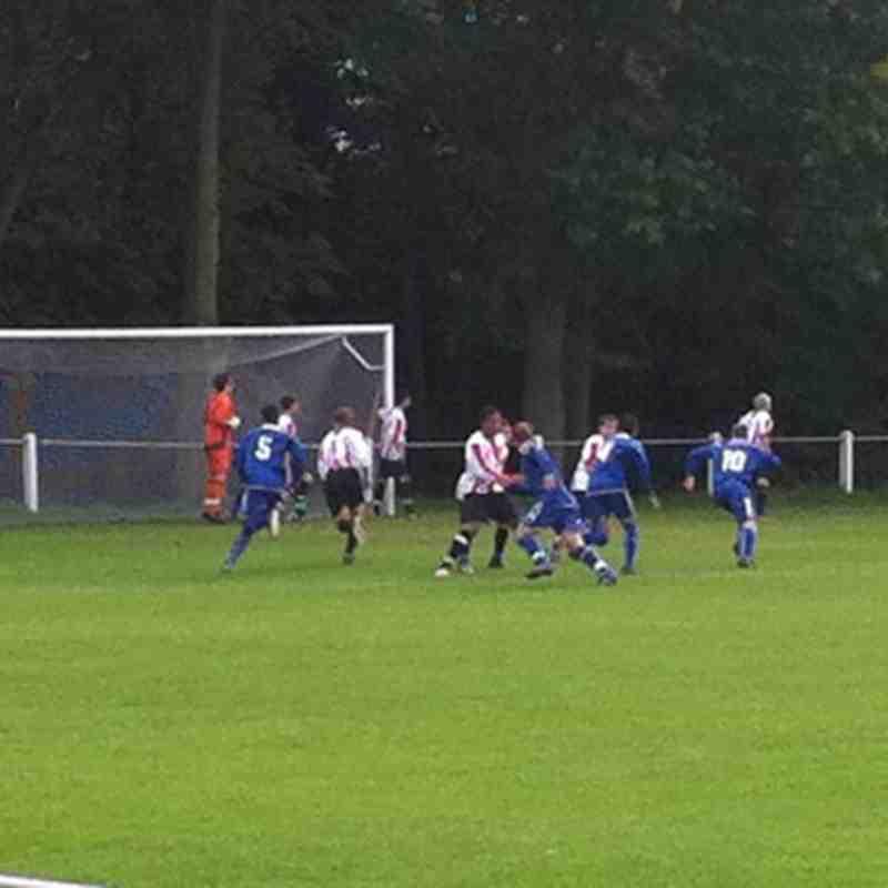 Hanworth Villa vs Chessington & Hook - 11 September 2010