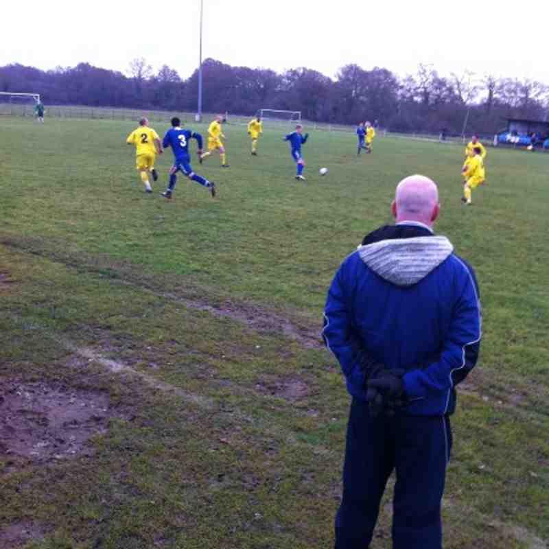 Chessington & Hook vs Raynes Park Vale - 3 January 2011