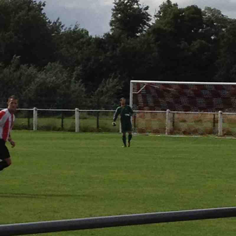 Hanworth Villa vs Chessington & Hook - Saturday 4th August