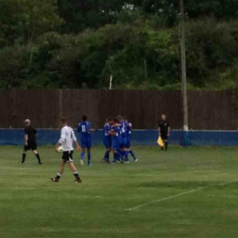 Chessington & Hook vs Alton - 10th August 2013