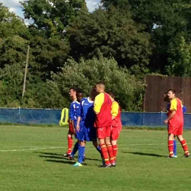 Chessington & Hook vs Hailsham Town - 7th September 2013