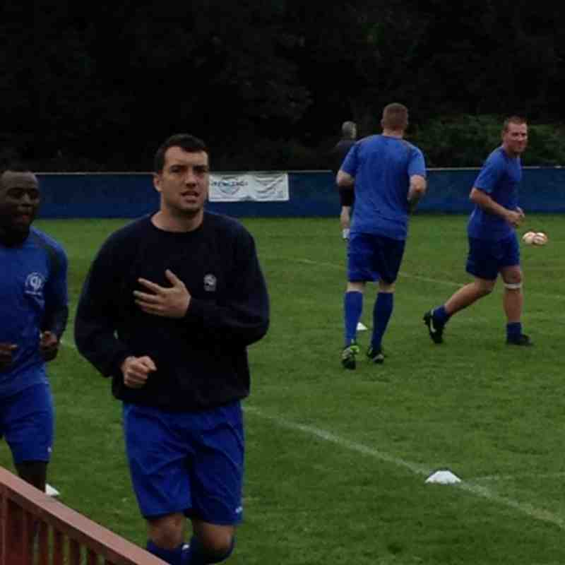 Chessington & Hook vs Dorking Wanderers - 21st September 2013