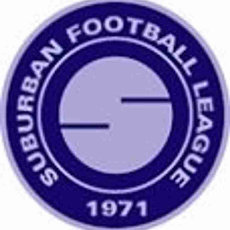 Suburban Football League Constitution 2016/17