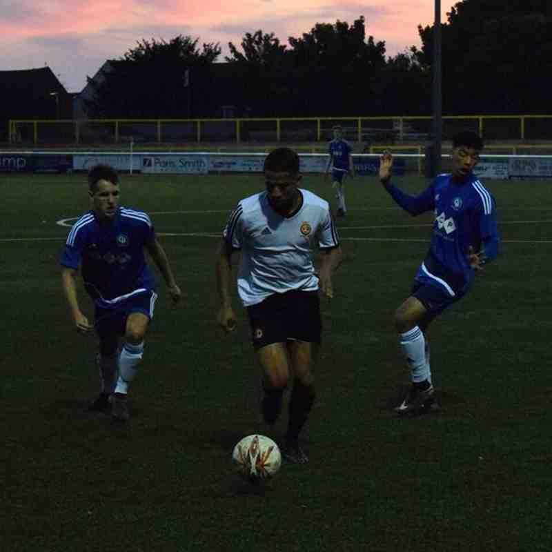 U18 Cup Final